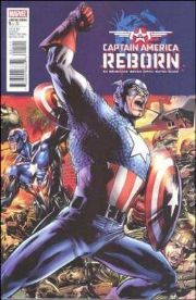 Captain America Reborn Comics